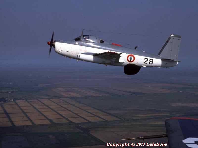1981, flottille 6F, alizé 28, premier alizé Modernisé ...