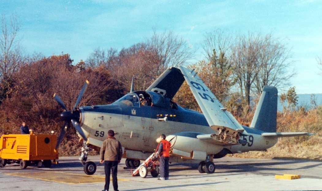 1971/72, mise en route alizé 59, escadrille 2S, ban Lann-Bihoué ...