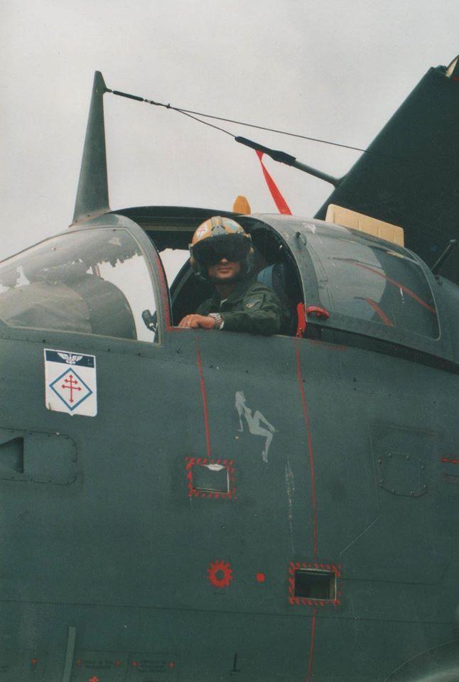 1999/2000, flottille 6F, dernière présentation public de l'Alizé ...