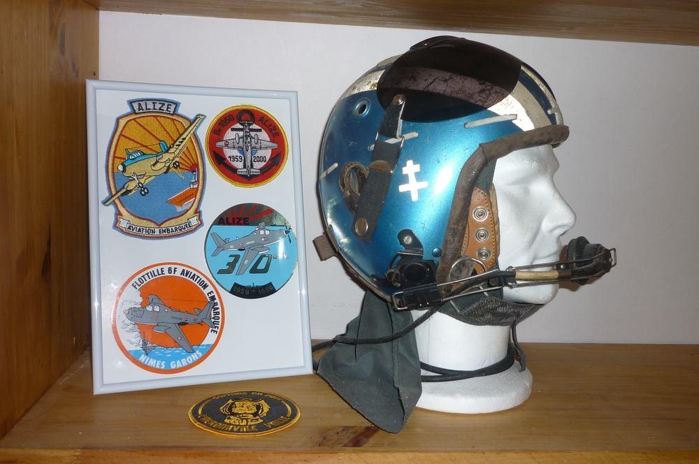 équipement de tête année 60/70, type Gueneau 313 avec serre tête ...