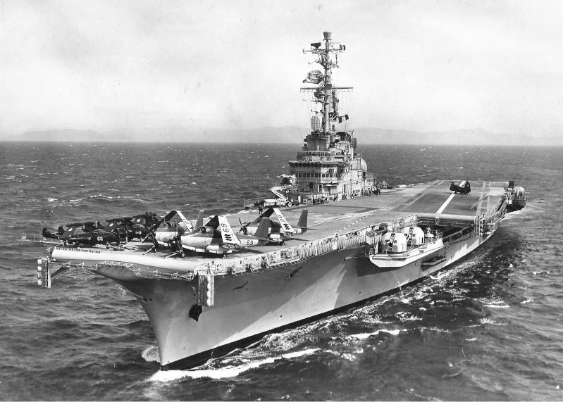 1962, p.a Clemenceau, alizé 21, 26 et 69 surement flottille 9F