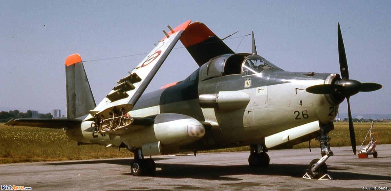 1969, Fréjus, escadrille 10S, et un marquage totalement inconnu ???