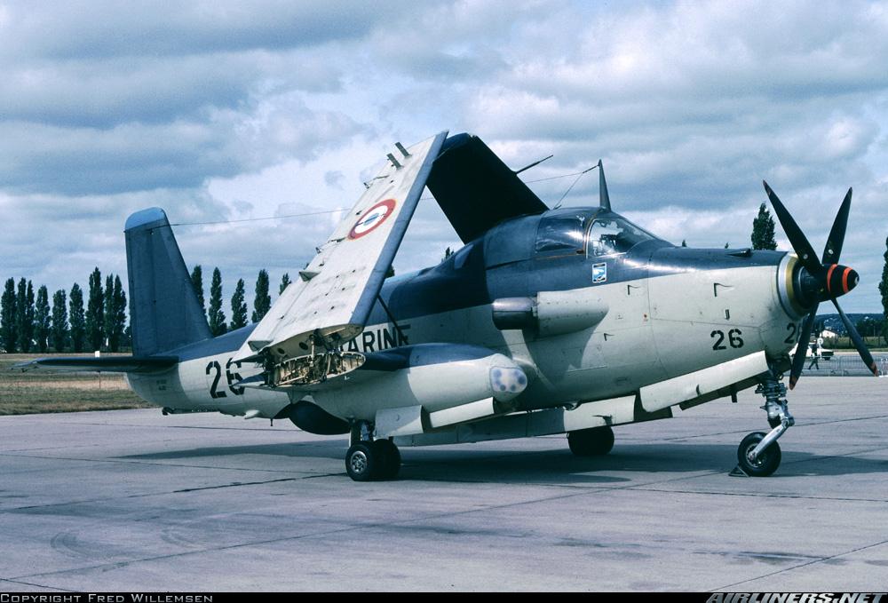BA 217 Brétigny-sur-Orge, 1980, escadrille 59S, alizé 26 ...
