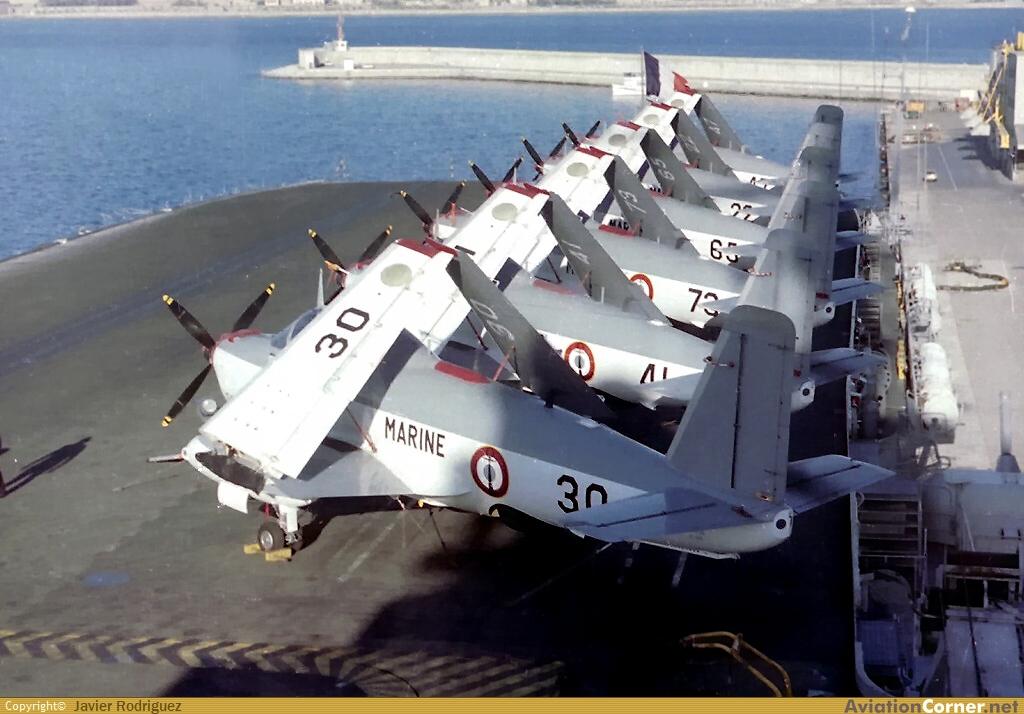 1986, p.a Foch, flottille 6F, escale à Palma ...