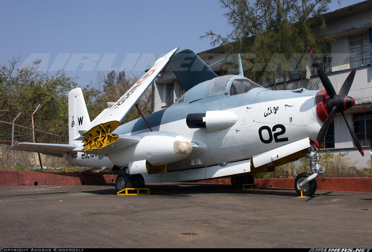 Goa-Dabolim, 2013, IN202, ex alizé 63 ...