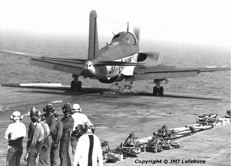 1980, p.a Clemenceau, flottille 6F, alizé 37 ...
