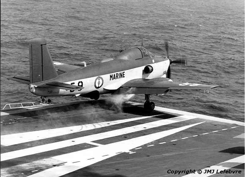 1980, p.a Clemenceau, flottille 6F, alizé 59 ...