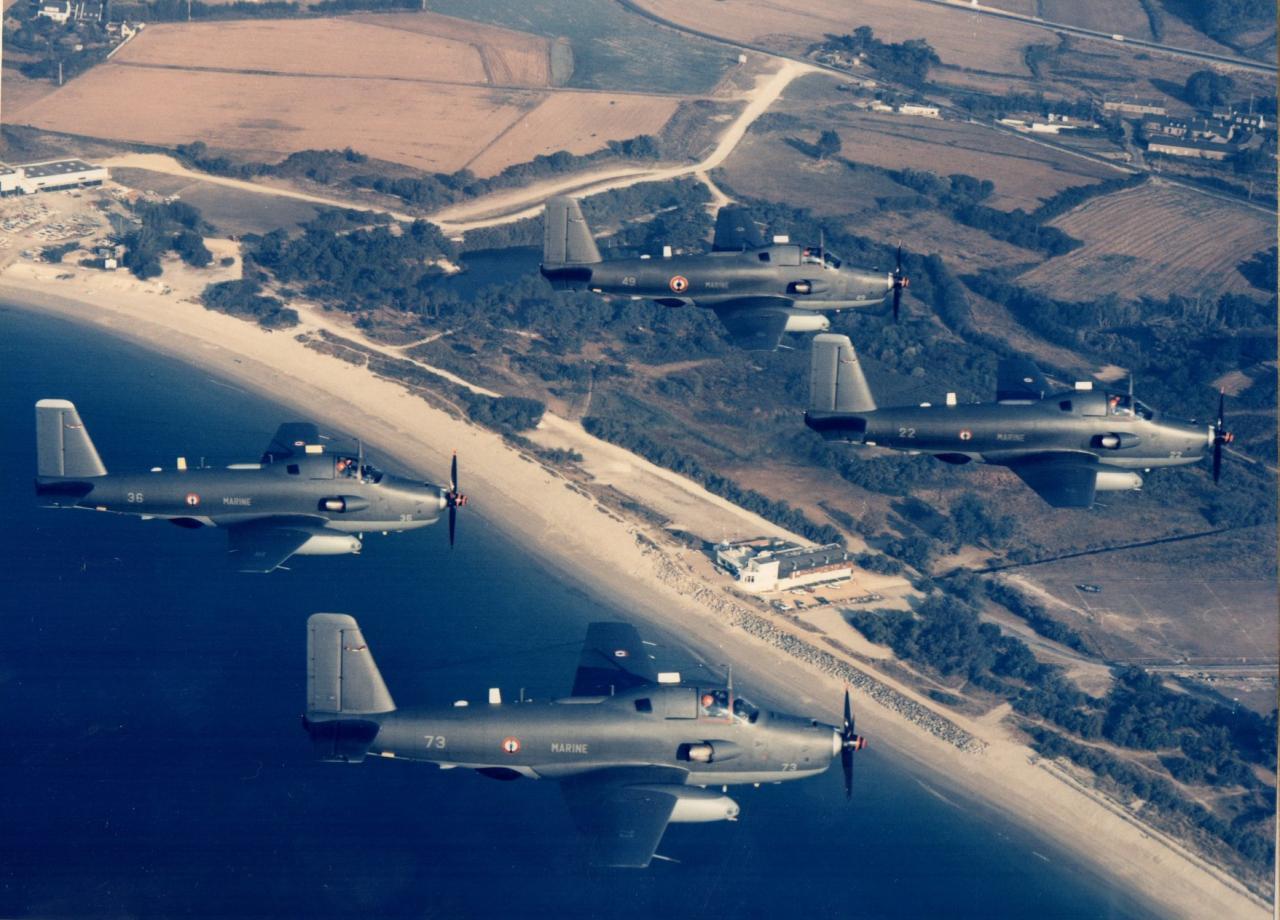 """début 90, flottille 4F en formation, retour """"maison"""" ..."""