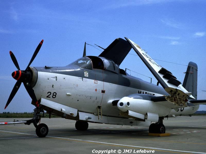 6Mai1981, 6F Nîmes-Garons, arrivée du premier alizé modernisé ...