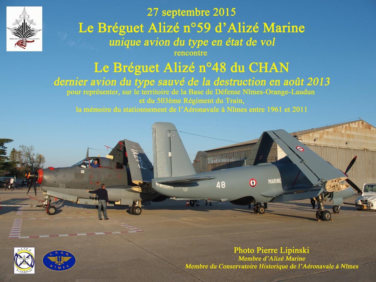 Septembre 2015, Féria de l'Air, Nîmes-Garons ...