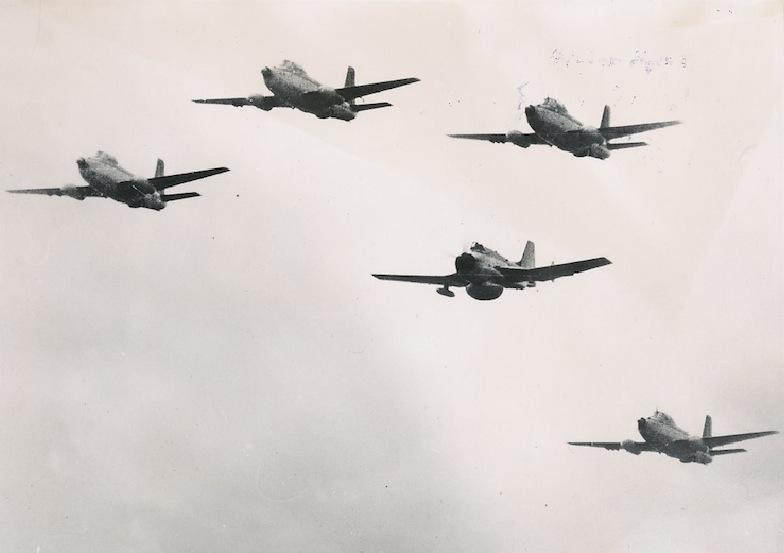 RAF Lossiemouth, 1976, alizé 4F et gannet 849e Naval Air Squadron ...