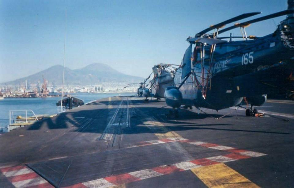 Napoli et le Vésuve, Clemenceau 1997 ...
