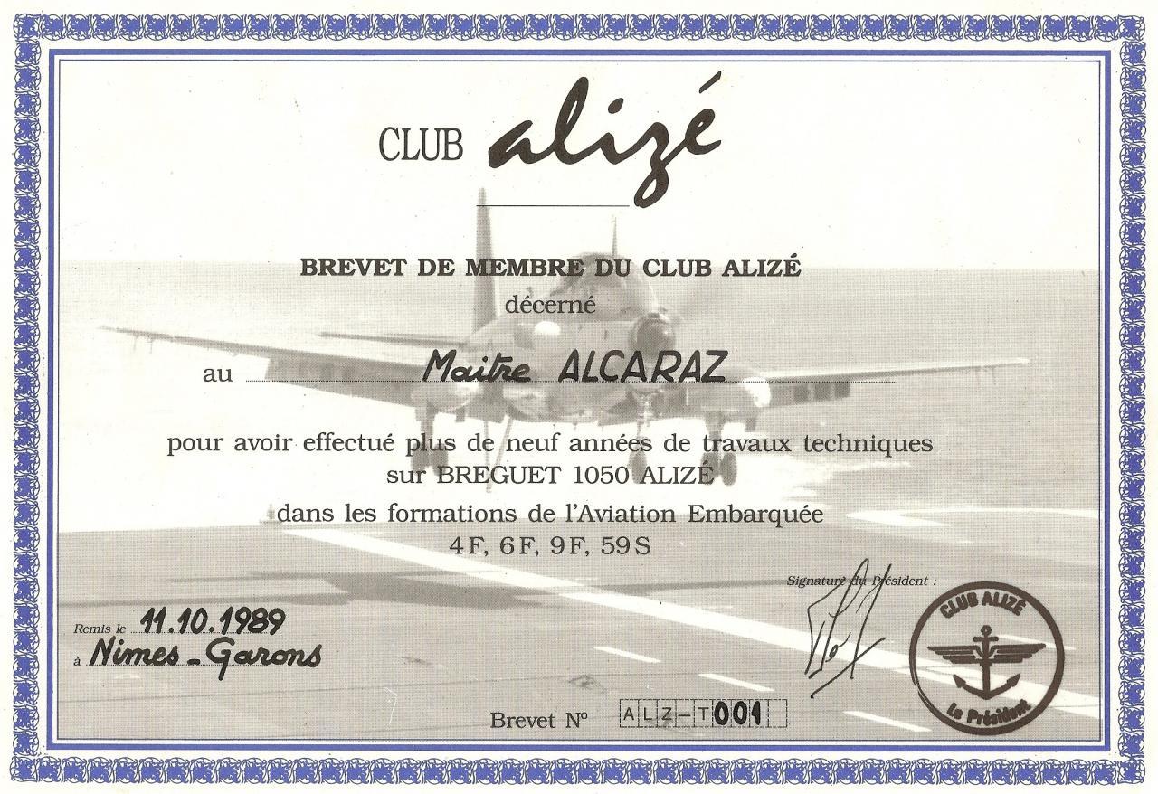 Club Alizé 3