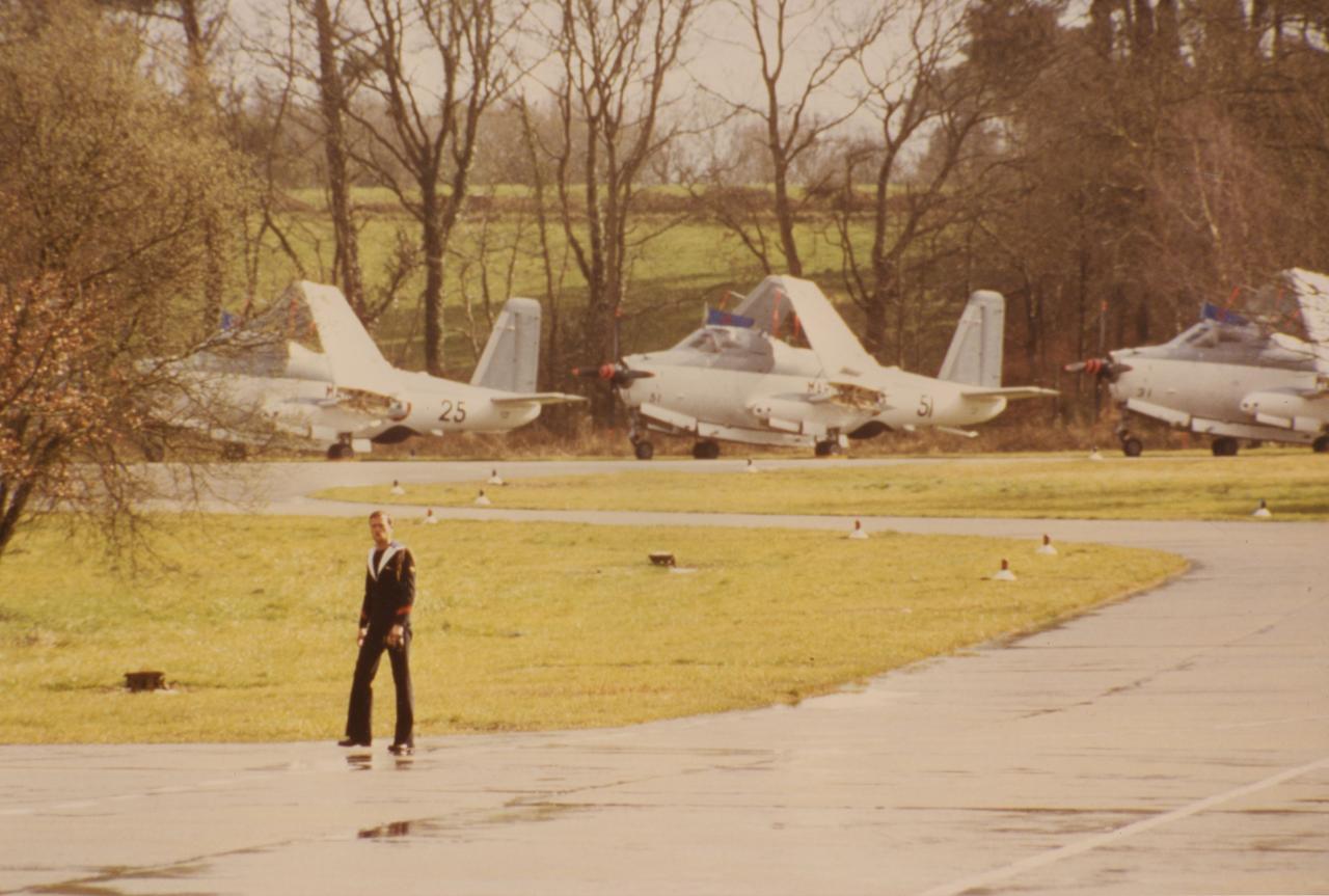 """ce n'est qu'un """"au revoir"""", mars 1985, départ 4F ..."""