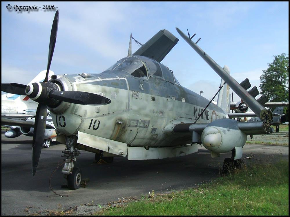 le 10 au Musée de l'Air, Paris-Le-Bourget, vu en 2006 ...