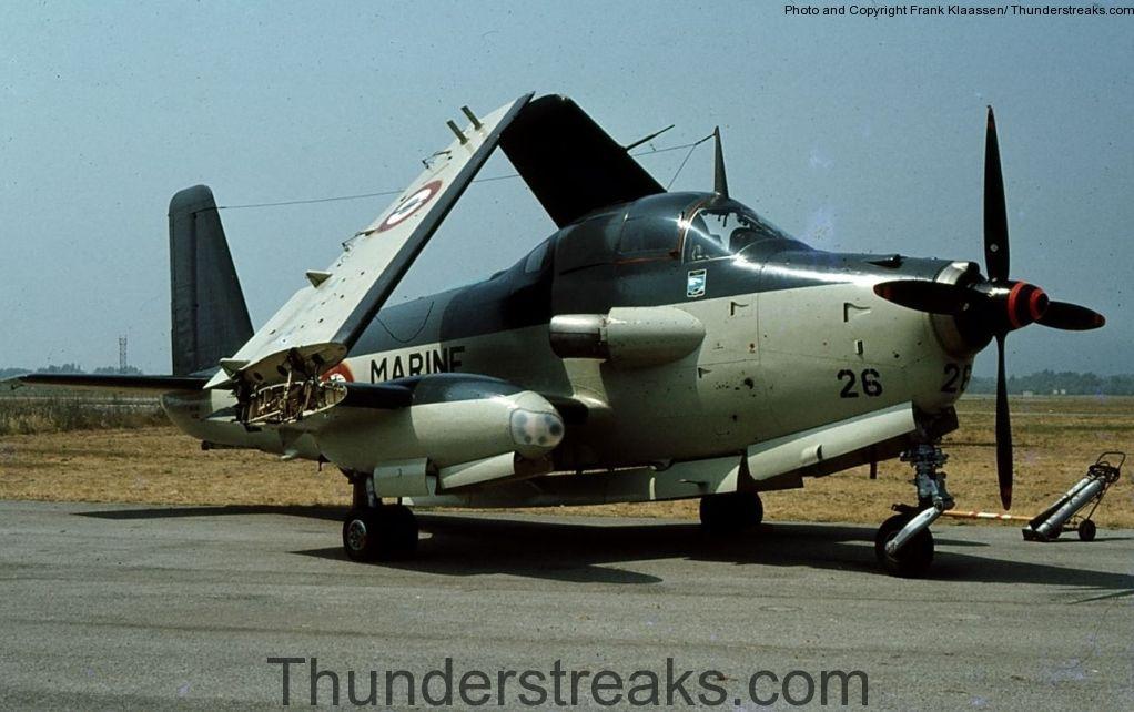 1979, Fréjus, JPO, escadrille 59S ...