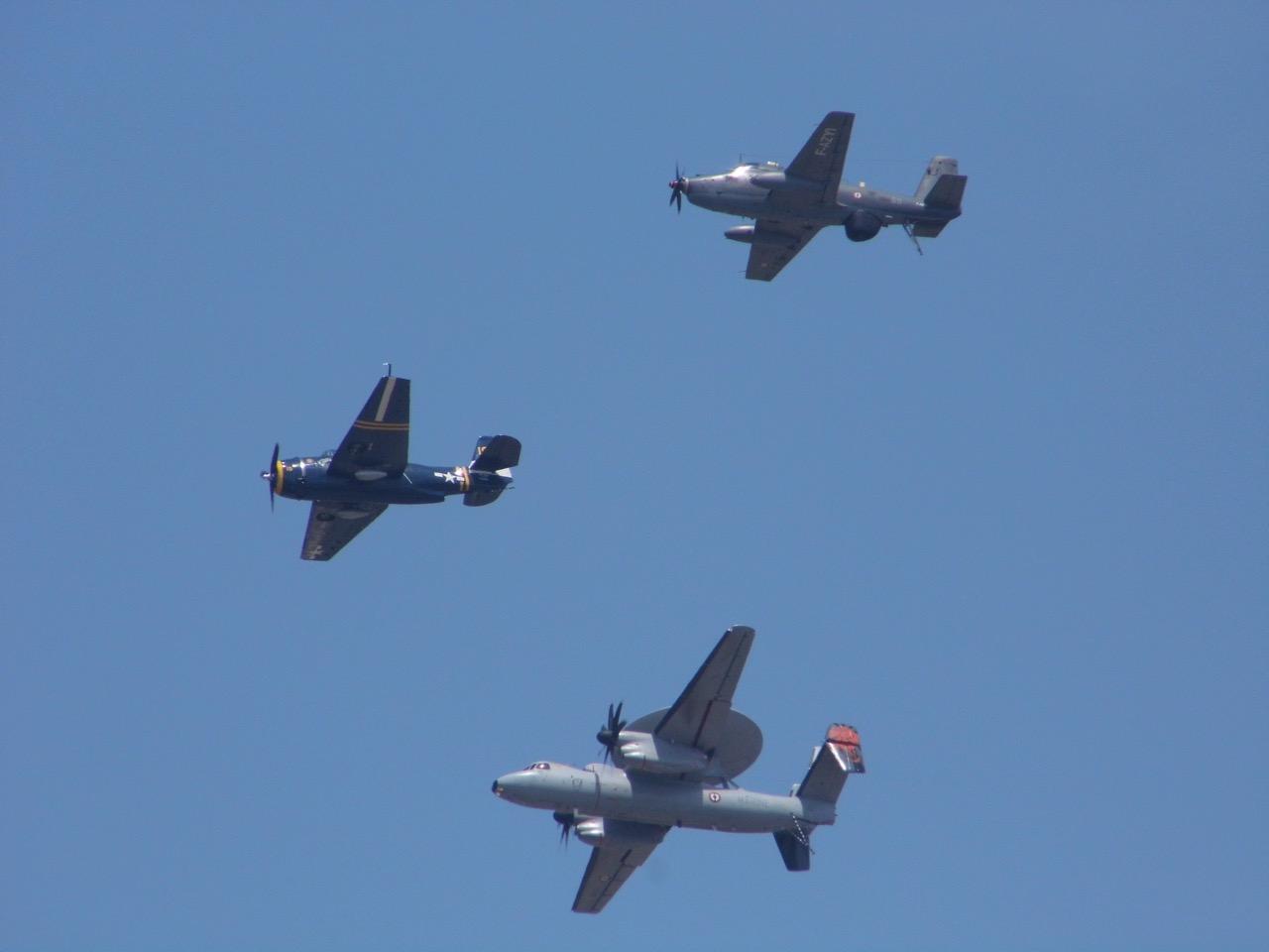 Juin 2016, Centenaire CEPA base d'aéronautique navale de Hyères ...