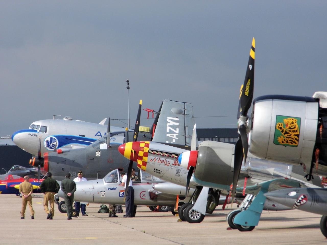 Juillet 2014, centenaire aéroport du Bourget ...