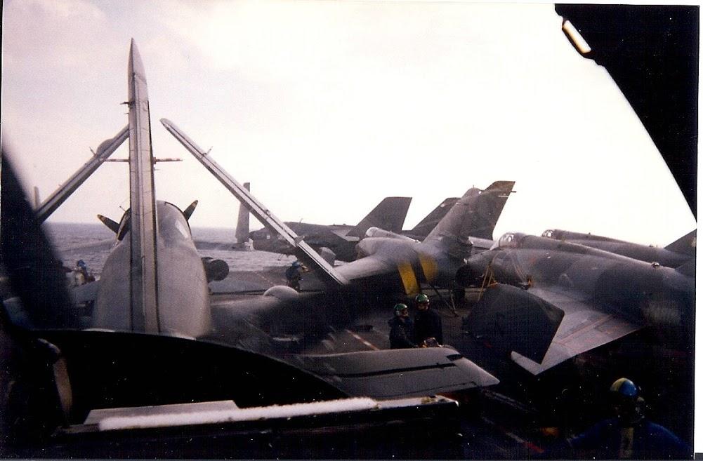 1999, p.a Foch, alizé 6F, rangement pont avant ...