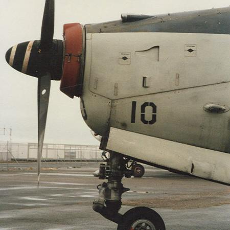 """par Jean-Luc Durand (le """"10"""" de la 4F au musée de l'air)..."""