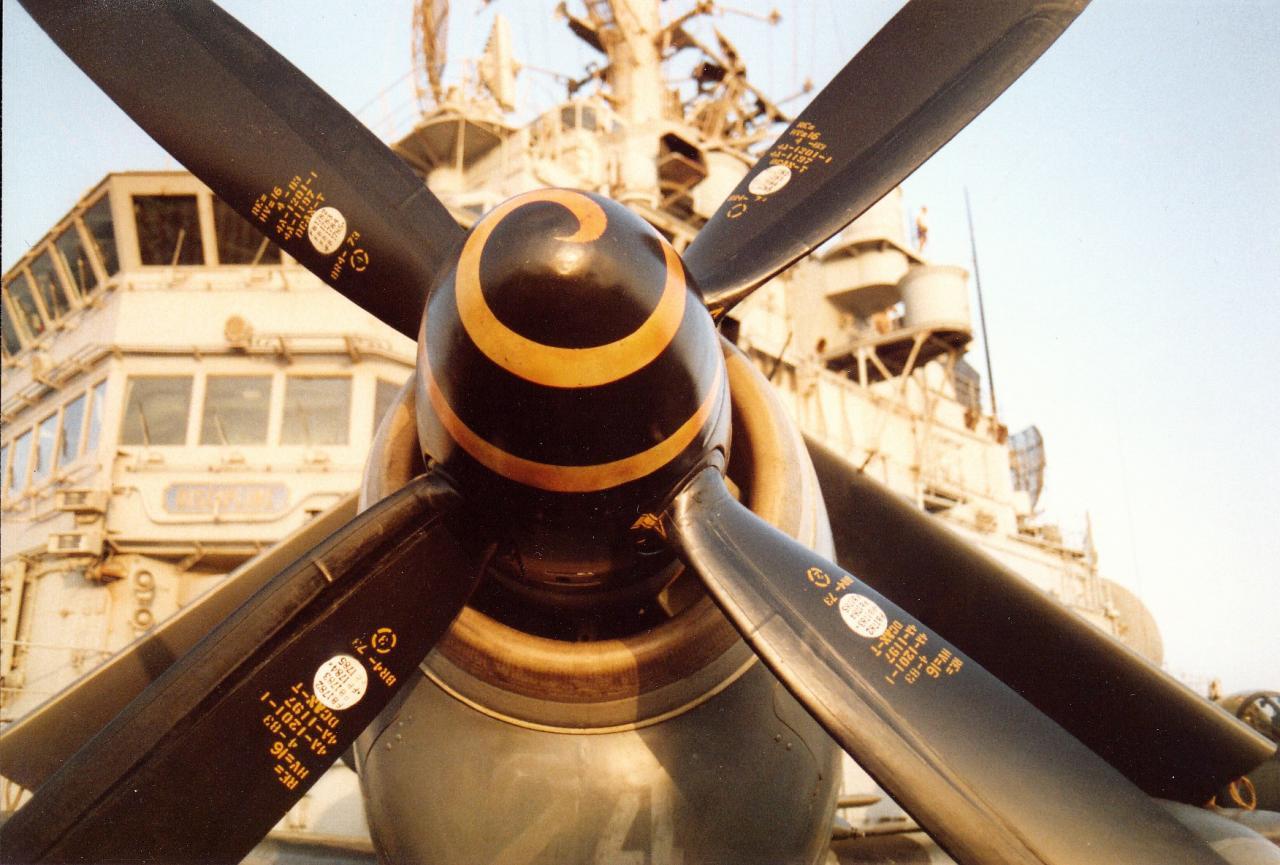 1988, océan indien, p.a Clemenceau, flottille 6F, alizé 24 ...