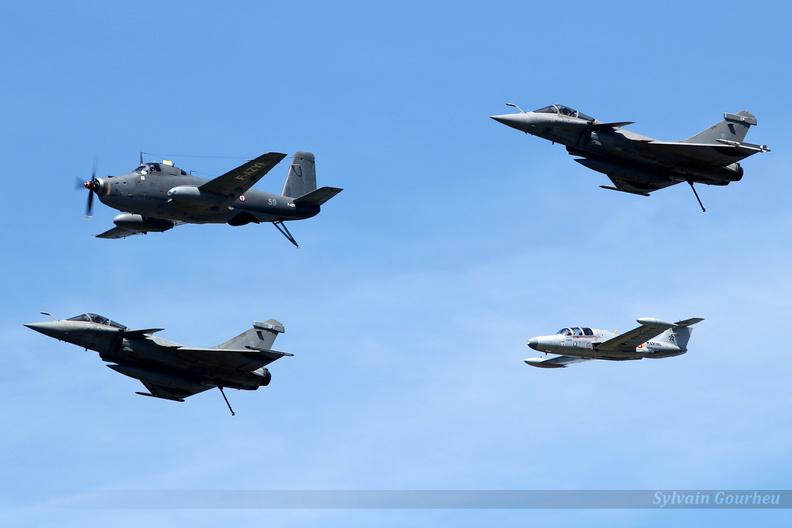 Juin 2015, JPO base Aéronavale Lanvéoc-Poulmic ...